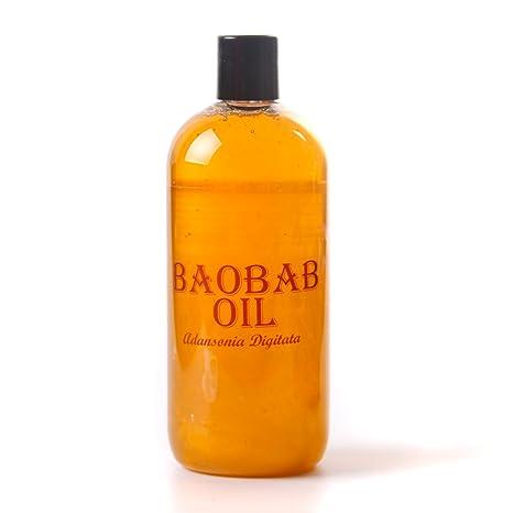 Baobab Carrier Oil - 500 ml - 100% puro: Amazon.es: Hogar