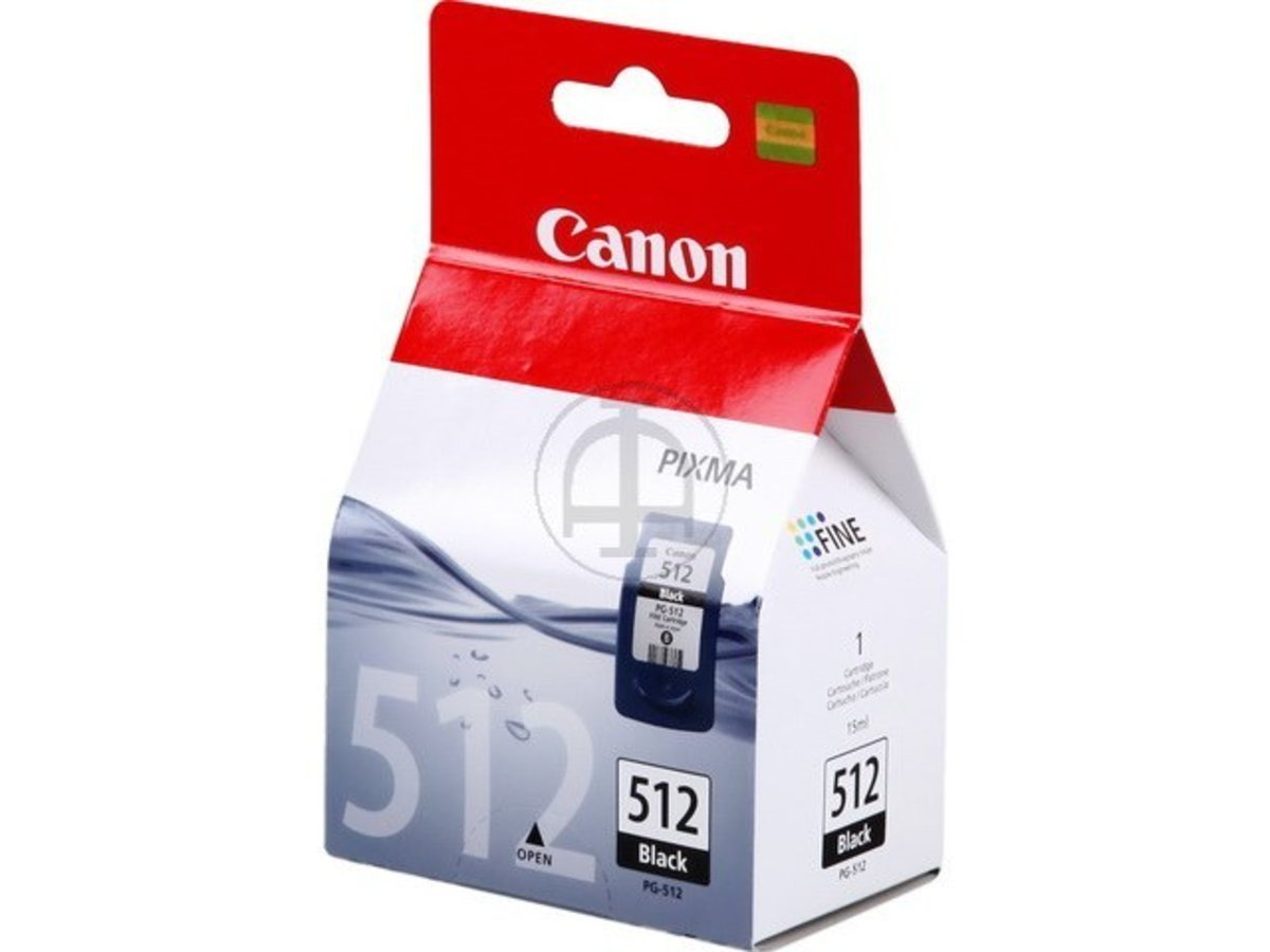 Canon Pixma MP 250 (PG-512 / 2969 B 001) - original: Amazon ...