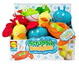 ALEX Toys Bathtime Fun, Scrubbie Buddies, Assortment