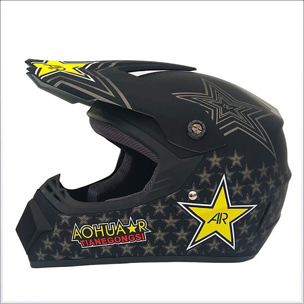 Amazon Com Sunzy Casque De Moto De Motocross Casque Anti