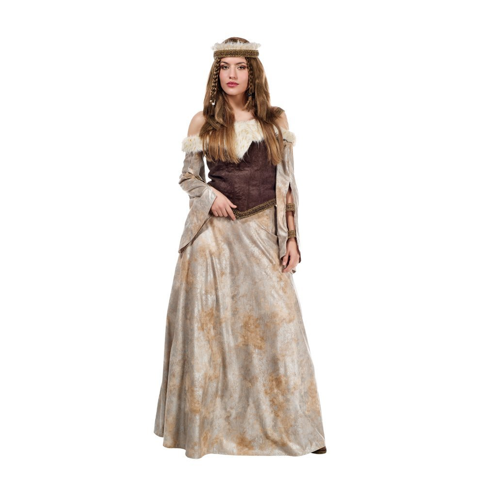 Limit ea185 TS guerriero medievale costume (Small)
