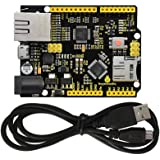 KEYESTUDIO Arduino用Ethernet W5500イーサネット開発ボード(Poeなし)