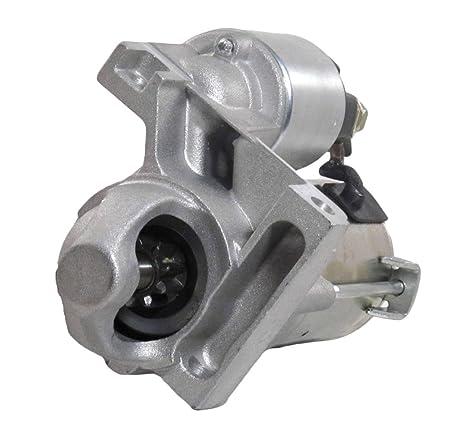 NEW STARTER MOTOR FITS 06 07 08 09 IMPALA 3.5 3.9 V6 8000216 89017845 12610636 89017845