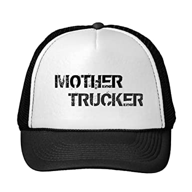 Smity 106 Mother Trucker Trucker Hat at Amazon Men s Clothing store  2bb92994fe4
