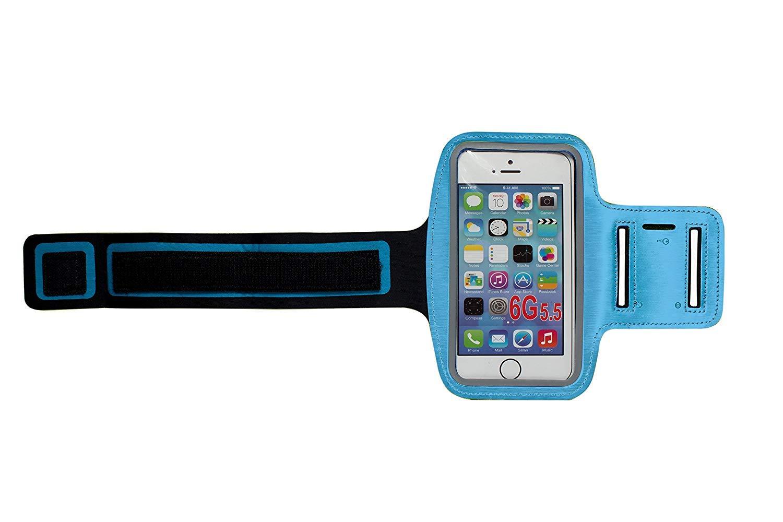Huawei P10//P20//Mate etc. Banda Deportiva de Brazo sweatproof Pulsera para Correr y Hacer Deporte con Soporte Llave S6 Reflectante para iPhone /& Plus///& Plus///& Plus//iPhone X Samsung Galaxy S7