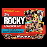 2016 Topps Rocky Complete Set - 40th Anniversary - Online Exclusive