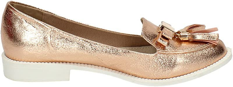 XTI 46625 Mocasines DE XTI Mujer Zapatos MOCASÍN