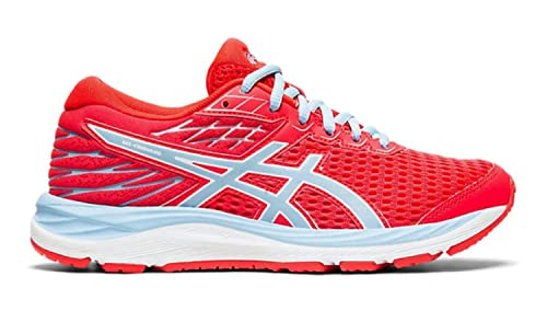 ASICS GEL Innovate 7 Womens Pink Support Running Road Sports Shoes Trainers UK 4