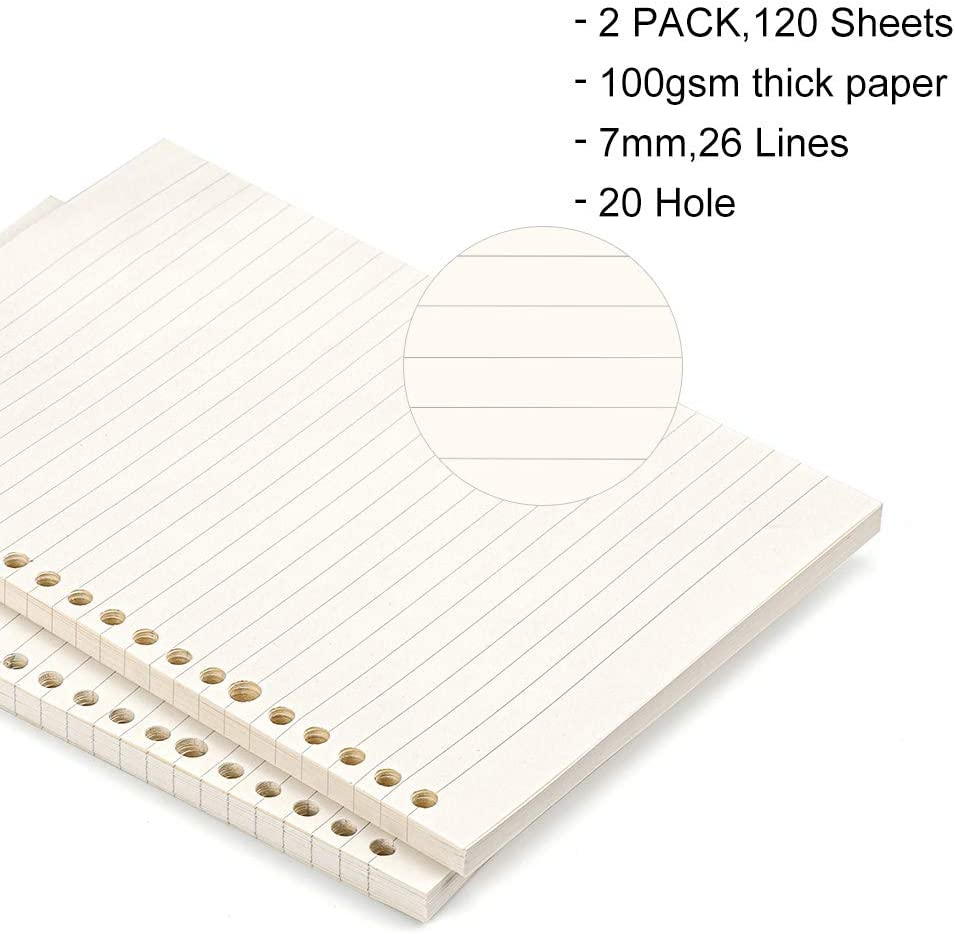 DIY Dot Grid Notebook with Detachable Smart Clip,100gsm Thick Paper for Bullet Journaling 5X8 RETTACY Dotted Spiral Notebook
