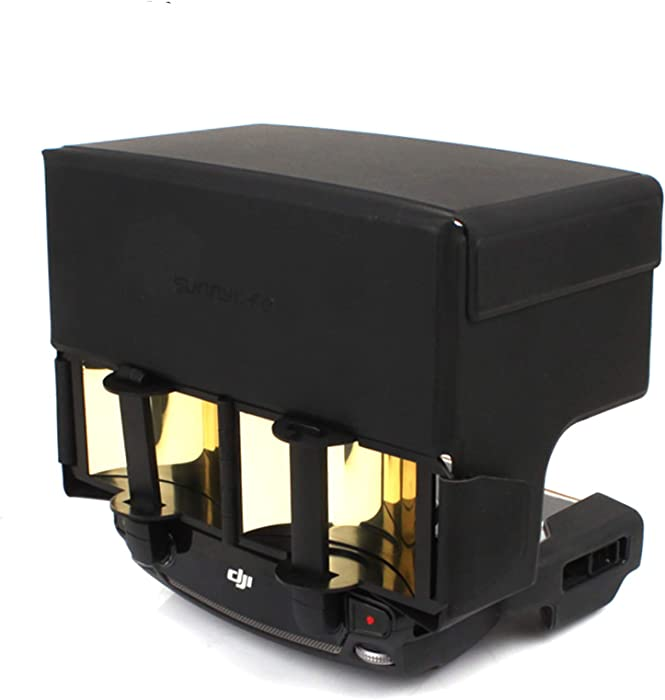 O'woda Foldable Signal Booster Parabolic Antenna Range Extender for DJI Mavic Mini/Mavic PRO/Spark/Mavic AIR/Mavic 2 Pro & Zoom Remote Controller Accessories