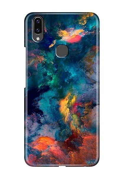 innovative design 16a5f aa0e6 Knotyy KNTY-PC-VIVOV9YOUTH-DC1266 Phone Case for Vivo V9 Youth (Multicolour)