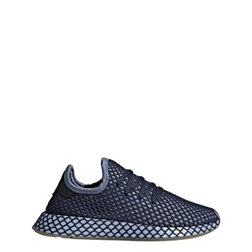 Amazon.com  adidas Deerupt Runner J Big Kids B41880  Shoes 0631ceba2