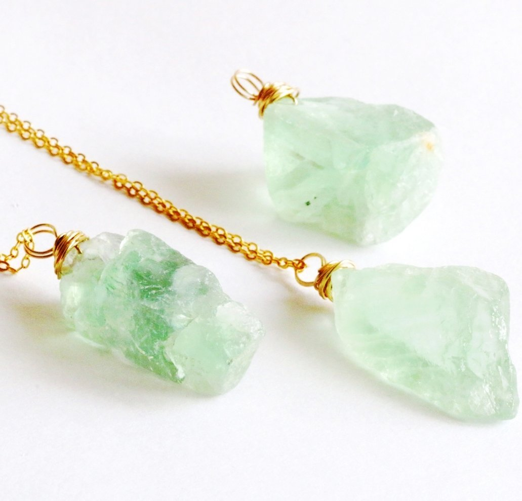 aquamarine necklace products stone collections above raw italian