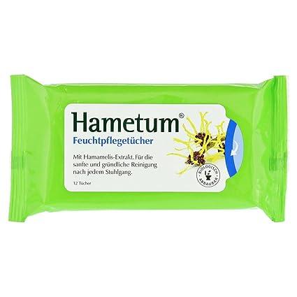 hametum húmedas Cuidado paños con Hamamelis en hemorroides, 1