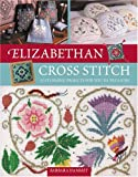 img - for Elizabethan Cross Stitch book / textbook / text book