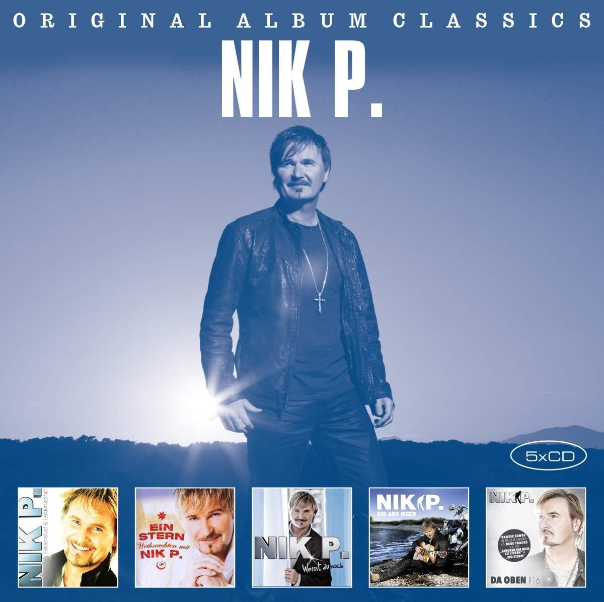 greca Declino Nostro  Nik P. - Original Album Classics-Nik P. - Amazon.com Music
