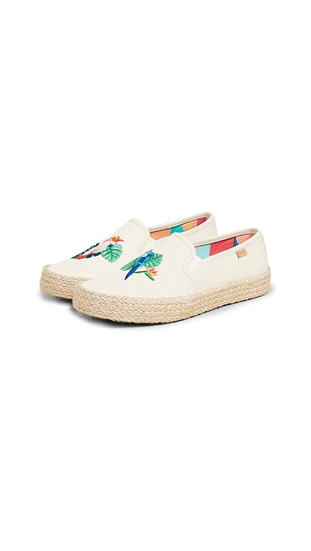 Keds Womens x SunnyLife Bird Double Decker Sneakers