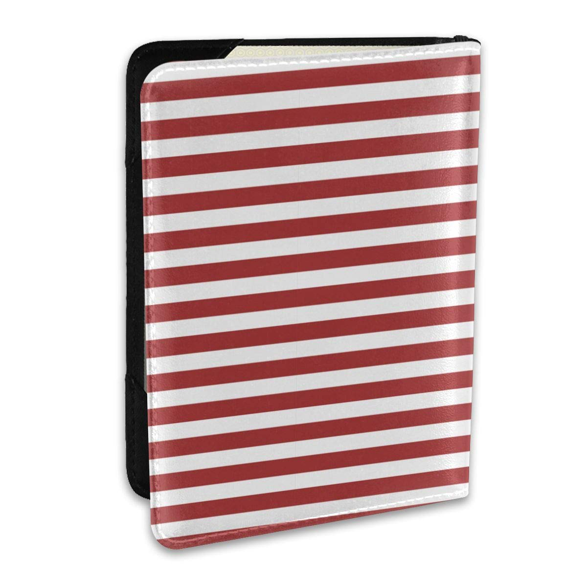 /è/‰/²/æ/¡ Fashion Leather Passport Holder Cover Case Travel Wallet 6.5 In