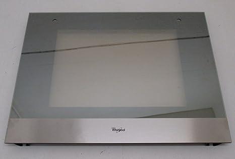 Whirlpool - Cristal exterieure para horno Whirlpool: Amazon.es ...