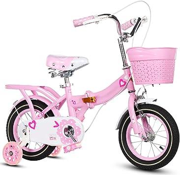 Axdwfd Infantiles Bicicletas Bicicletas para niños 12/14/16 ...