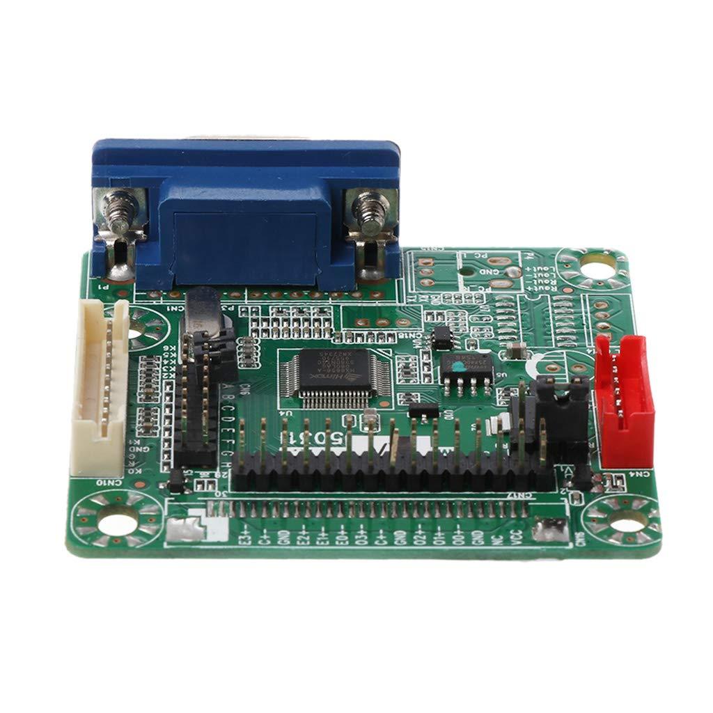 scheda driver MT561-B universale LVDS LCD monitor controller 5 V 10-42 Laptop computer fai da te parti JimTw-UK