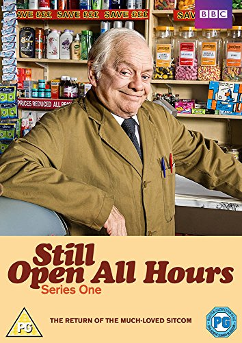 Still Open all Hours - Series 1 + 2013 Christmas Special (Hours Open Christmas All)