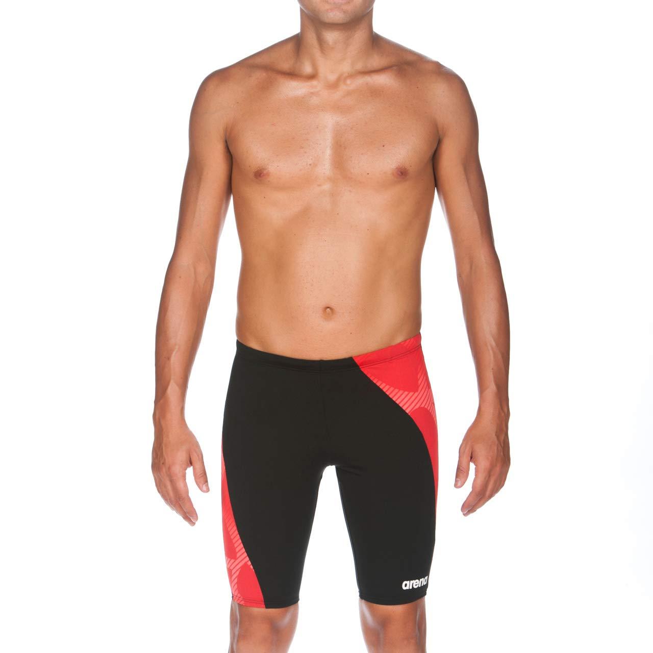 ARENA Spider MaxLife Panel Jammer Swimsuit