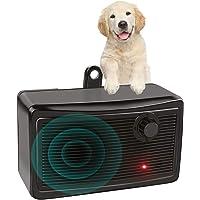 Bark Control Device, Upgraded Mini Bark Control Device Outdoor Anti Barking Ultrasonic Dog Bark Control Sonic Bark…
