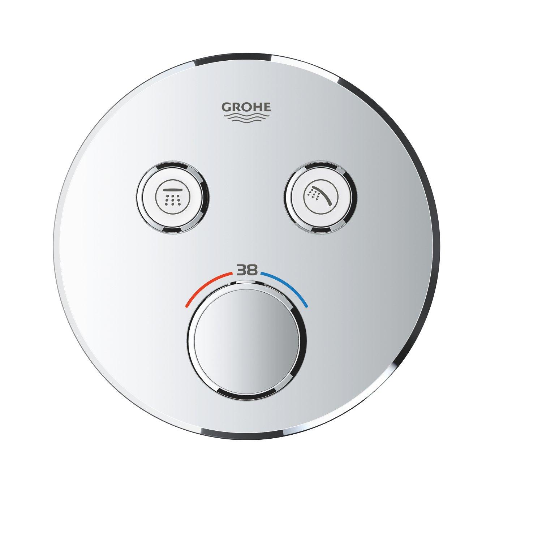 29124000 Grohe Grohtherm Smartcontrol Brause- und Duschsysteme Thermostat mit 2 Verbrauchern