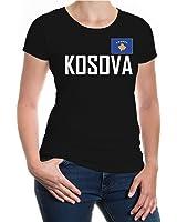 buXsbaum® Girlie T-Shirt Kosovo
