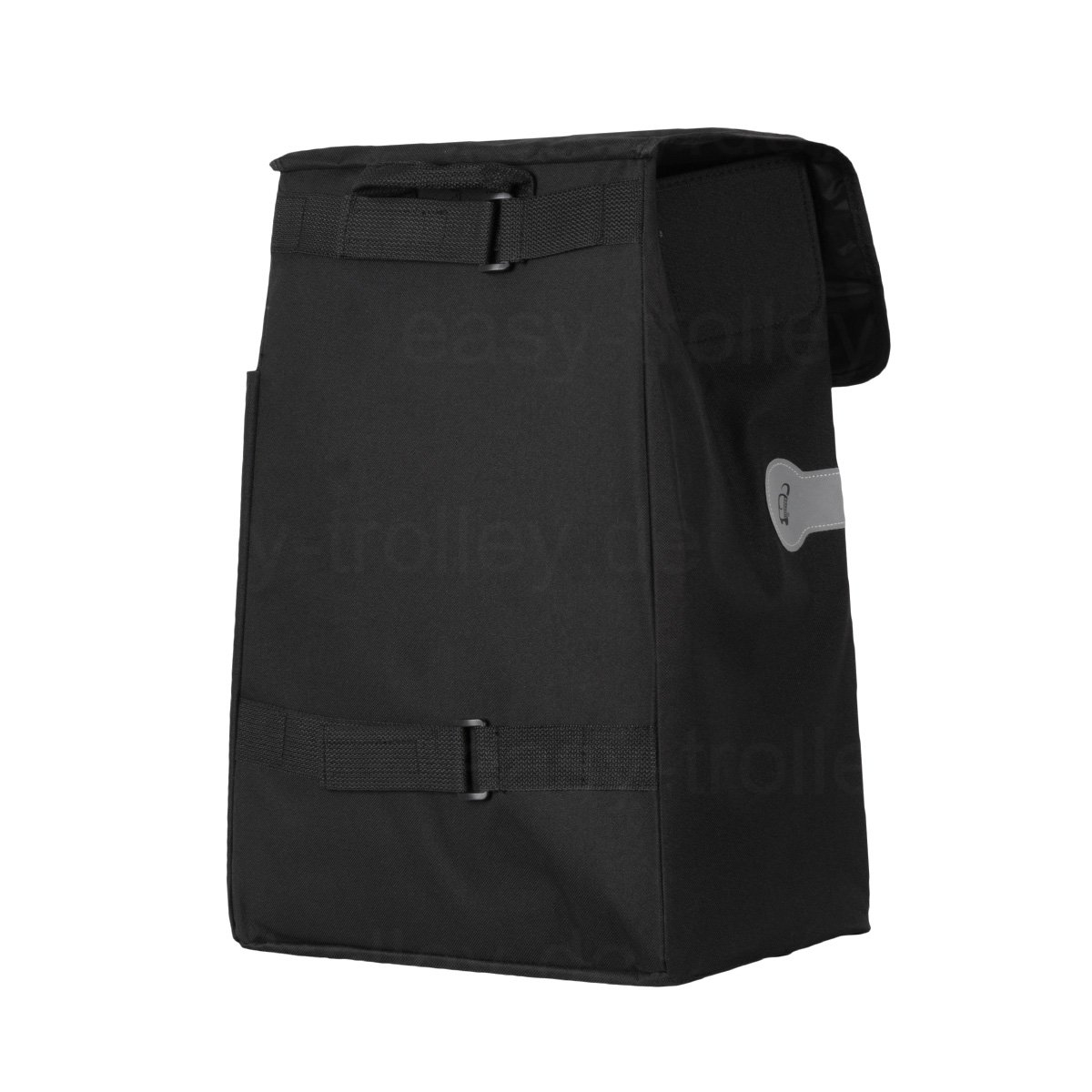 Andersen Shopper Scala Treppensteiger und 33 Liter Tasche Petit schwarz mit K/ühlfach