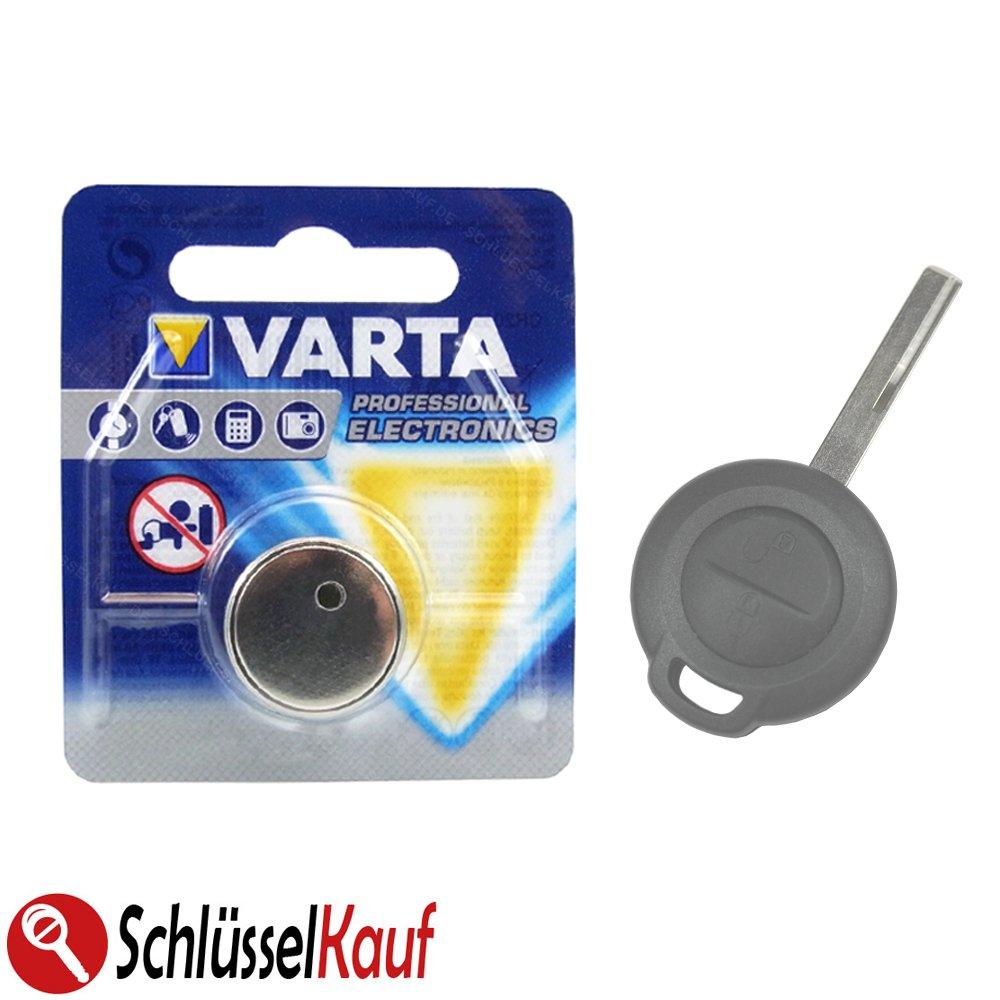 VARTA Autoschlü ssel Batterie fü r Mitsubishi Carisma Colt Space Star Smart W454 KONIKON