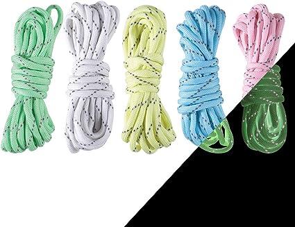 de cordes paracord de survie la corde de lumineux paracords camp brillent