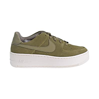 new arrival a23a2 7b3e6 Amazon.com | Nike Air Force 1 Sage Low Women's Shoes Trooper ...