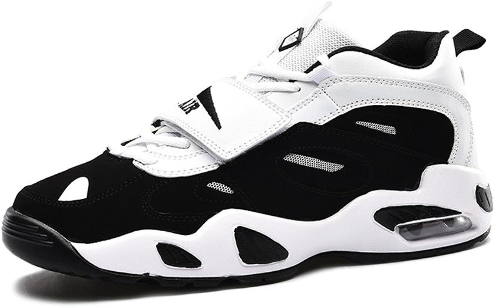 SHELAIDON Zapatillas de Baloncesto para Hombre, Zapatos para Mujer ...