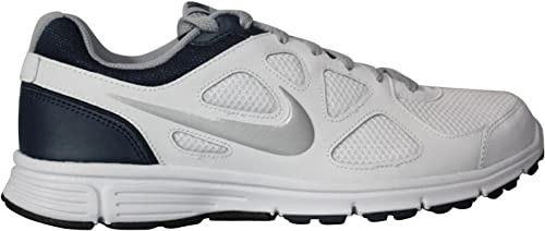 Nike Revolution Runningshoe para Hombre Navy - White Talla:46: Amazon.es: Deportes y aire libre