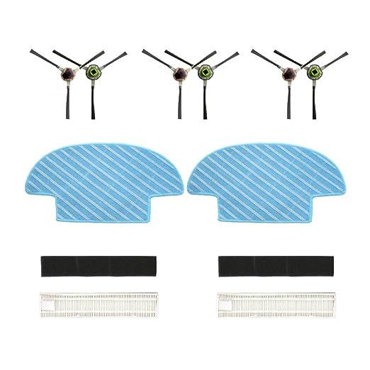 Filtros Cinhent/Reemplazo del cepillo lateral Compatible con ...