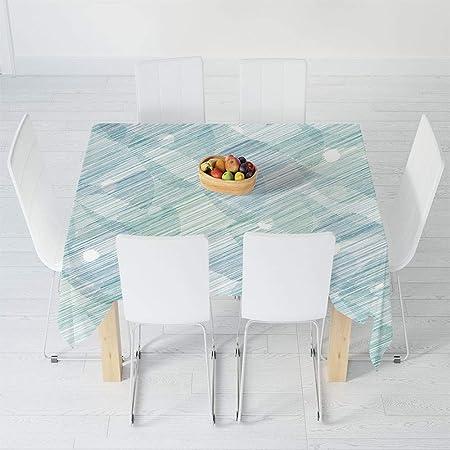 TecBillion Mantel Estampado, decoración Moderna, para Mesa ...