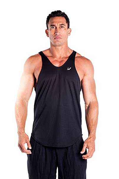 best deals on factory price utterly stylish Pitbull Gym Mens Athletic Poly Stringer Tank Top