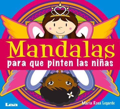 Read Online Mandalas para que pinten las niñas (Spanish Edition) ebook