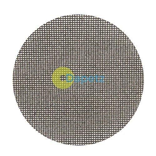 Daptez ® Hook & Loop Mesh Sanding Disc 225mm 10Pk - 80 Grit Dapetz