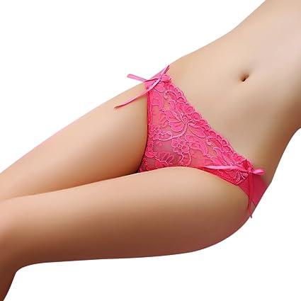 Back Packers - tanga sexy de encaje para mujer 3ee87389b15c