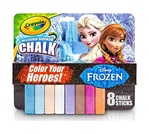 Crayola 8 Count Washable Sidewalk 03 5302