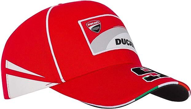 Ducati Corse 2019 Danilo Petrucci # 09 - Gorra de béisbol Oficial ...