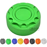 Rear Brake Fluid Reservoir Cap Cover For KAWASAKIZ900 Z800 Z650 Z750 NINJA650