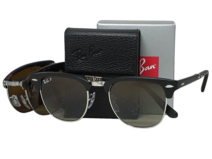 Image Unavailable. Image not available for. Colour  Ray Ban RB2176 Folding  Clubmaster ... b54e882280