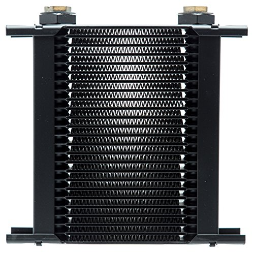 (Setrab 1 Series ProLineEngine Oil Cooler, 25 Row with M22 Ports)