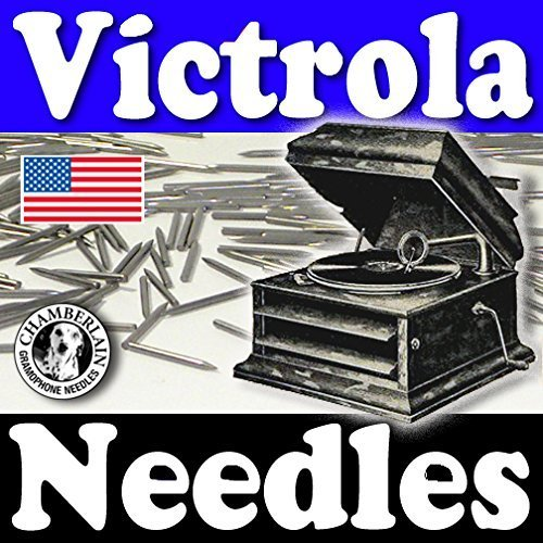 100 Softest Tone Victrola Phonograph Needles By Chamberlain Phonograph Needles, St. Paul, MN