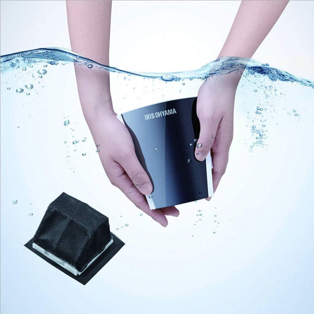 Aspirateur En plus des crachats, recharge sans fil, aspirateur antiacridien, acariens UV Aspirateur (Couleur : Blanc) Or