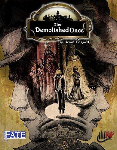 Download The Demolished Ones pdf epub
